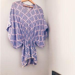 Dresses & Skirts - Lavender Butterfly Romper